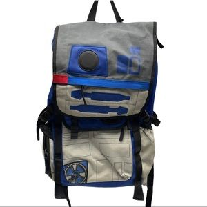 Star Wars Trademark R2-D2 Padded Laptop Bag